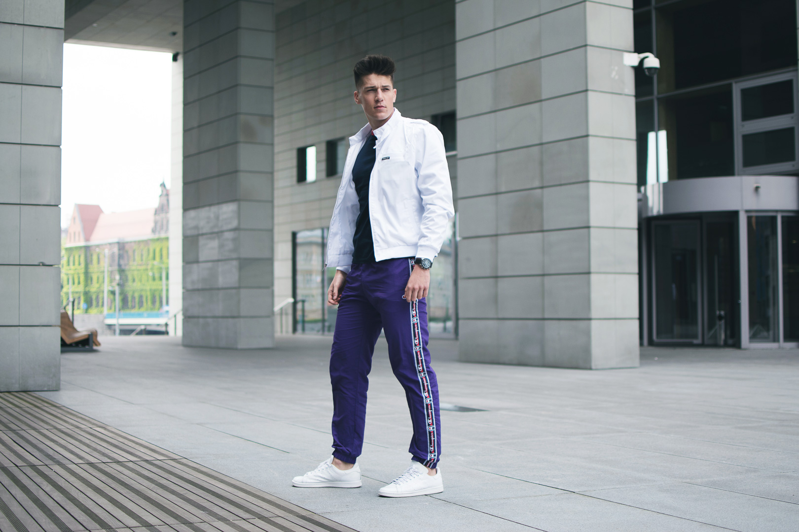 spodnie champion
