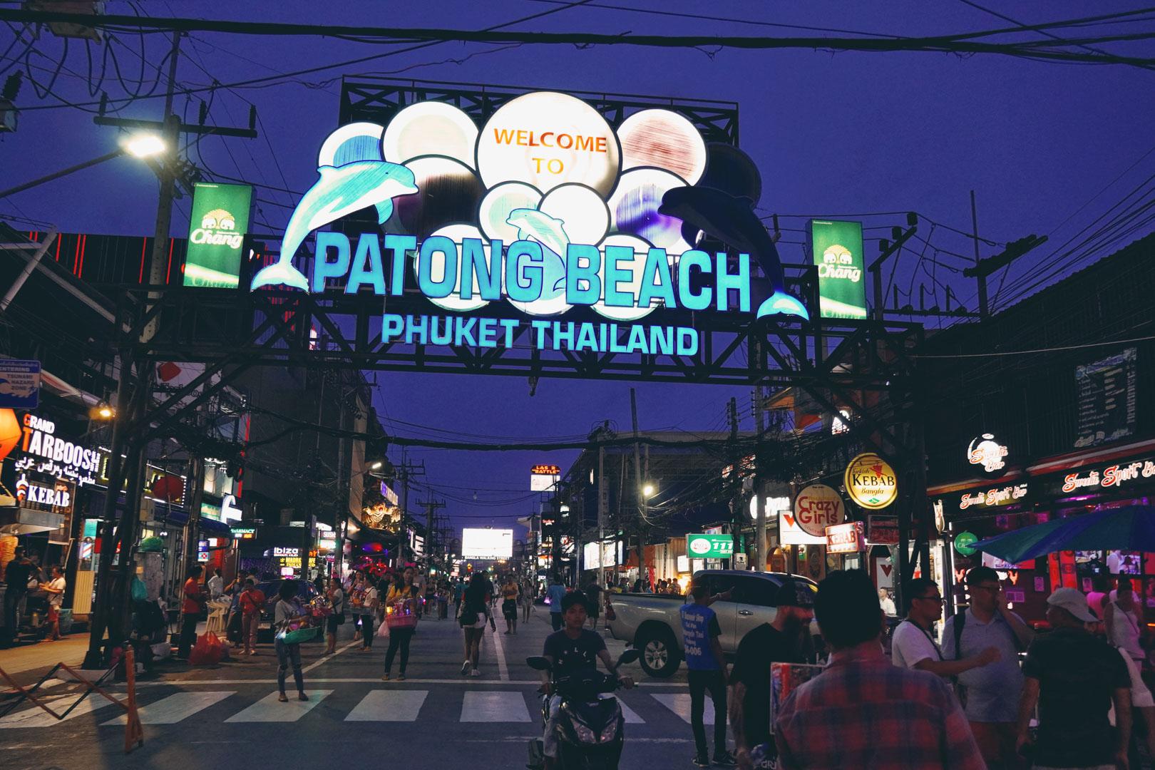 Phuket Wakacje w tajlandii