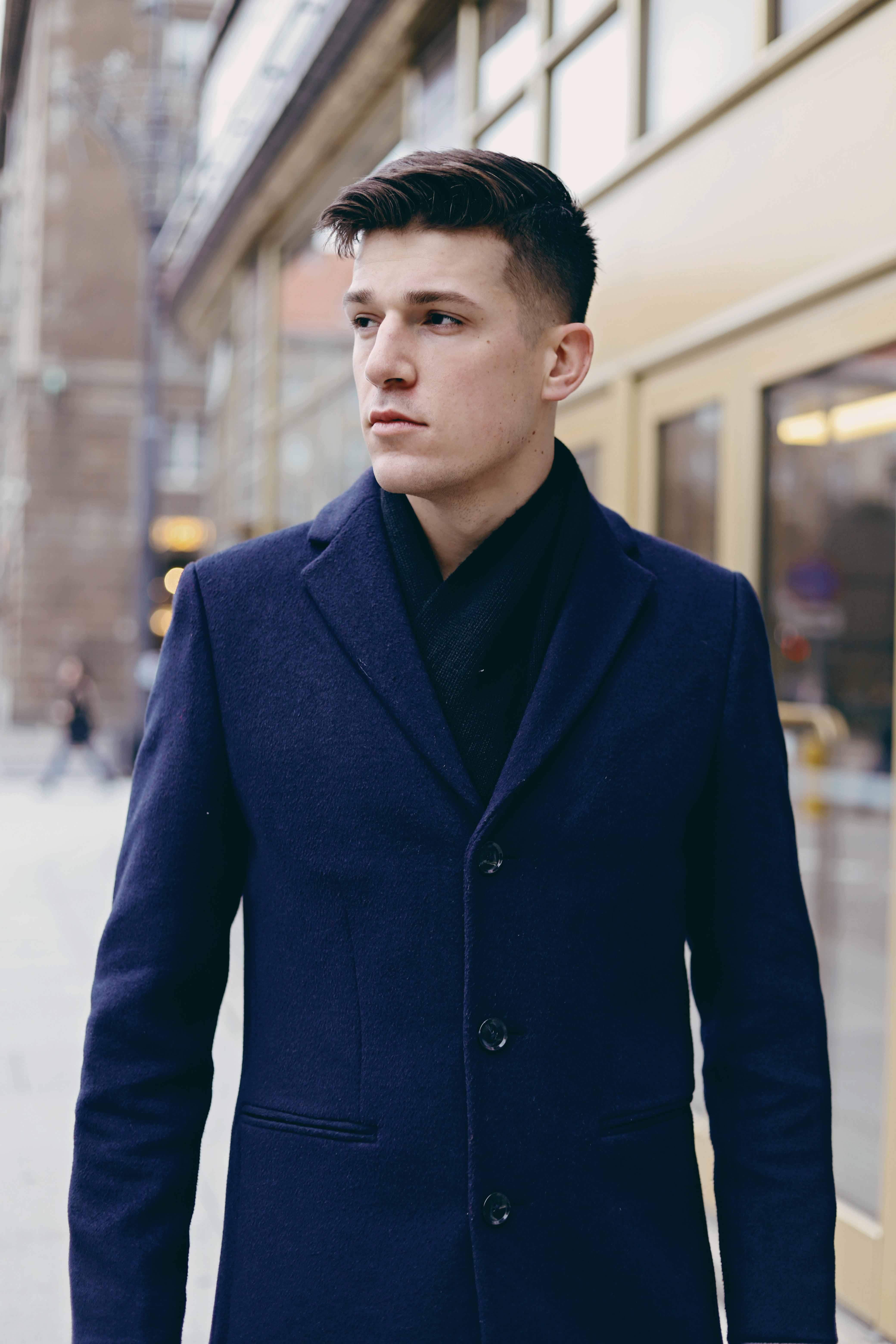 Men's coats